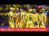 IPL 2019: Why is MS Dhoni's Chennai Super Kings the most successful team?