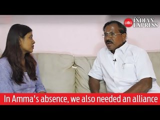 Election Talkies | In Amma's absence, we also needed an alliance: Mafoi Pandiarajan