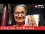 LS Polls 2019: Repolling in one booth at Ernakulam constituency witnesses high turnout