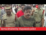 Ram Gopal Varma detained by Vijayawada police, asked to return to Hyderabad