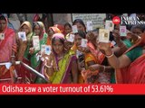 India Elections 2019: Villagers use a diesel boat to cast their vote