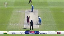 Dhoni hits six off final ball of India's innings