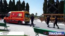 VAUCLUSE Quatre ados coincés à 25 mètres du sol sur un manège au Parc Spirou, à Monteux