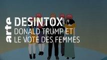Donald Trump et le vote des femmes - 27/06/2019 - Désintox