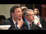 Jamie Oliver's Speech Adressing Childhood Obesity and Malnutrition