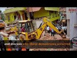 Bengaluru residents get together to fight demolitions caused by corruption