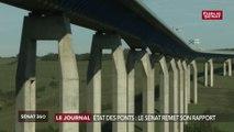 Sécurité des ponts : une situation « alarmante », selon un rapport du Sénat
