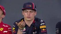 Max Verstappen and Sergio Perez talks ahead of Austrian Grand Prix