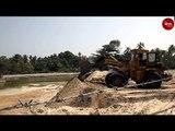 The crumbling coast: Mineral beach sand mining is eating away Kerala's Alappad
