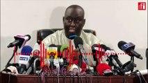 Sénégal : démission d'Aliou Sall