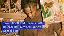 Travis Scott And His Pricey Cereal