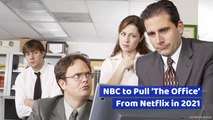 'The Office' Is Going Back To NBC