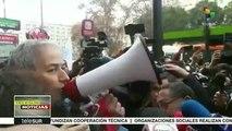 Chile: gobierno y Colegio de Profesores siguen sin lograr acuerdo