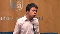 Gabilondo se presentará a la investidura y pide por carta su apoyo a Aguado