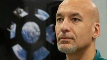 ESA-Astronaut Luca Parmitano berichtet über seine Mission für Euronews