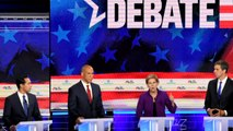 Democrats choose policy proposals over Trump bashing in first debate