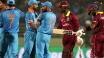 ICC Cricket World Cup 2019:Virat Kohli Got Warning From Empire During India V West Indies
