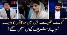 Meetings held with jailed Nawaz in Kot Lakhpat... Why did Shehbaz Sharif not go?