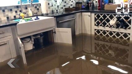 Cette inondation est impressionnante - Le Rewind du Jeudi 27 Juin 2019