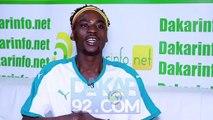 Le message de Ouzin aux Lions du Senegal