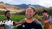 Brad Goes Farming in Hawaii