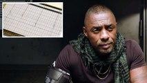 Idris Elba Takes a Lie Detector Test