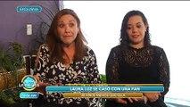 ¡Laura Luz platica de su relación con una fan 20 años menos que ella!   Venga La Alegría