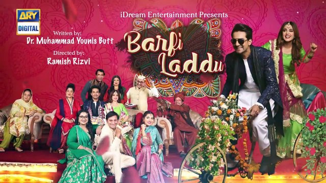 Barfi Laddu - Episode 6 - Teaser - ARY Digital Drama