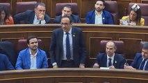 Los diputados presos de JxCAT piden la abstención para la investidura de Sánchez