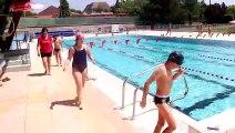 Marcigny : exercice d'évacuation de la piscine