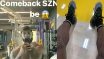 Lebron James Teases COMEBACK Season While Showing Off Ripped New Bod