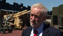 Jeremy Corbyn: Labour deals with anti-Semitism very seriousl