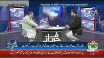 Will Muslims In India Have No Nationality In Future.. Orya Maqbool Jaan Response