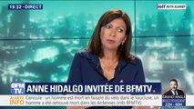 """Pour Anne Hidalgo, il faut """"une grande alliance"""" entre les maires et la région Île-de-France pour réguler la circulation"""