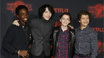 'Stranger Things' Stars Prank Fans At Wax Museum