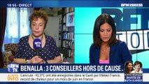 """Affaire Benalla: """"les Français vont se dire que les personnalités haut placées échappent toujours à la justice"""", Esther Benbassa"""