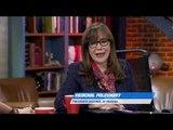 Yeidckol Polevnsky en entrevista con Crystal Mendivil   De Pisa y Corre
