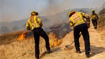 Northeastern Spain Affected By 10,000-Acre Wildfire