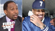 Carmelo Anthony could change his legacy by joining the Lakers – Stephen A. - First Take