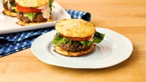 How To Make Cauliflower Burger Buns