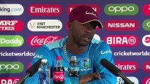There was nothing in the pitch for bowlers - Kemar Roach | WI | WI Vs IND | ICC Cricket World Cup 2019 | Post Match Press Conference India VS West Indies