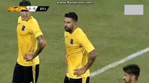 A.Dallku   Penalty   goal  FC Prishtina  1 - 0  St Joseph's.27.06.2019