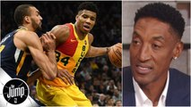 Scottie Pippen used to think NBA was wasting its time investing overseas - The Jump