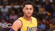 D'Angelo Russell is at the top of the Lakers' free agency list - Woj - SportsCenter