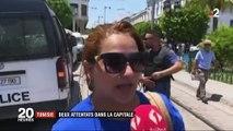 Tunisie : deux attentats kamikazes contre les forces de l'ordre