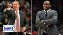 Doc Rivers or Mike Budenholzer: Who deserved coach of the year? - Around the Horn