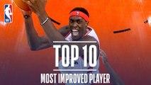 Pascal Siakam's Top 10 Plays of the 2018-19 Regular Season