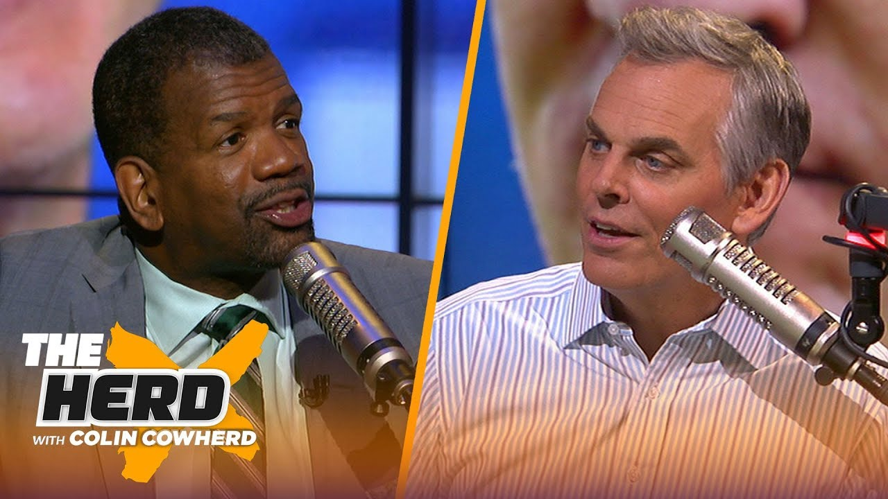 Rob Parker on lack of real player rivalries, AD not fitting with Lakers, Zion – Yankees – THE HERD