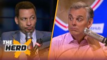 Chris Broussard: Jimmy Butler 'does not fit' with Rockets, talks KD's FA plans - NBA