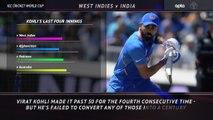 5 things review - Kohli reaches 50 again